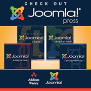 Joomla Press books